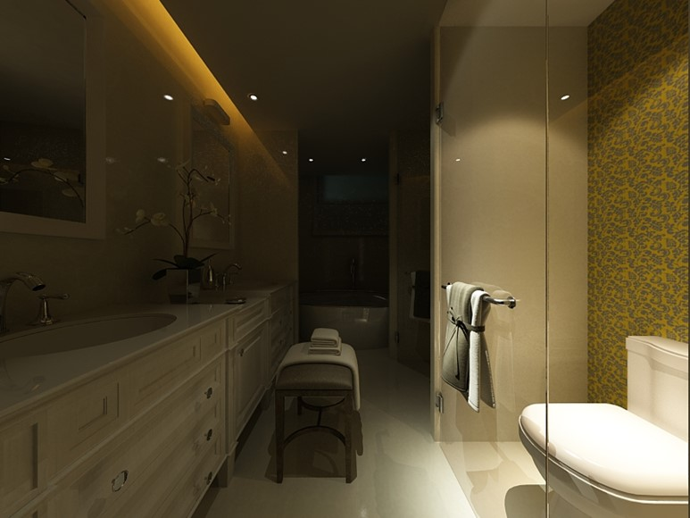 UIOT智能照明灯-起夜模式卫生间灯